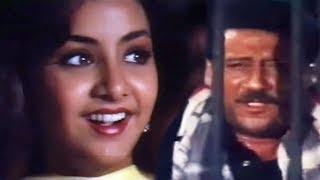 Jackie Shroff, Kadar Khan, Divya Bharti, Dil Hi To Hai - Scene 14/19