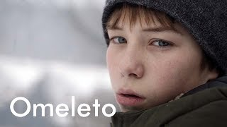 A young boy accidentally injures a girl and leaves her in the snow. Then he feels the guilt. | Snow