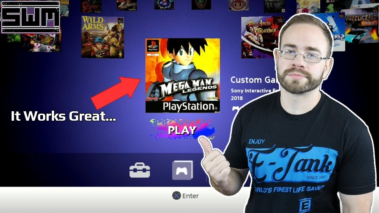 The PlayStation Classic Is Hacked So I Tested Out A Game That Sony Took Out