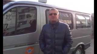 видео прокат газели без водителя
