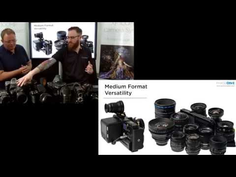 Webinar - Why Shoot Medium Format? | Phase One