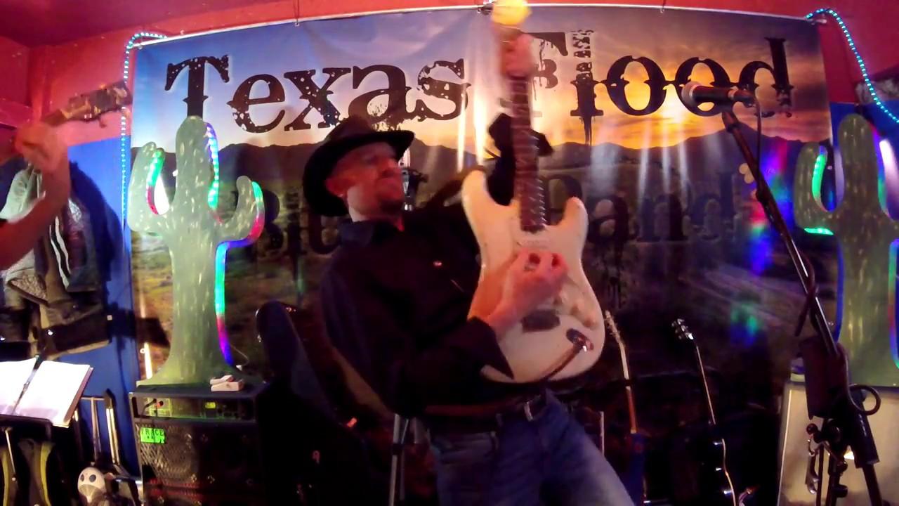 Texas Flood Blues