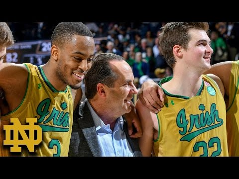 Notre Dame Basketball: Special Senior Night Moment