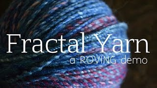 How to Spin a Fractal Yarn
