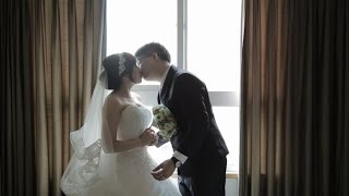 [婚禮紀錄] 育昇 & 蕙萱 微電影式婚攝 @林口福隆飯店