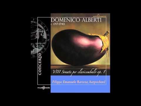 Domenico Alberti - 8 Sonate pe...