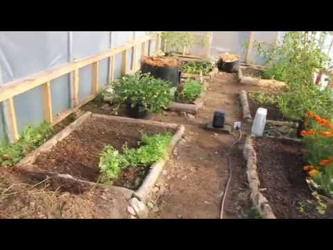 Growing Food All Winter In Canada