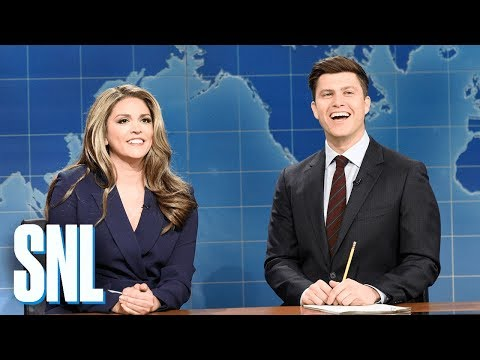 Weekend Update: Hope Hicks - SNL