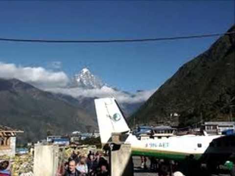 Yeti Airlines Senior Pilot Bimala Grg at BFBS Gurkha Radio by Hari Gurung