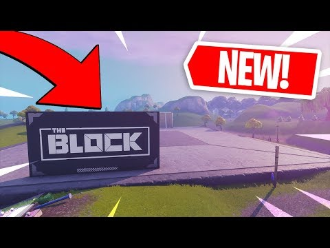 THEY JUST REMOVED RISKY REELS! FORTNITE SEASON 7 NEW 'THE BLOCK' ADDED! FORTNITE SEASON 7 GAMEPLAY! thumbnail