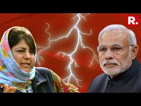 Mehbooba Mufti And Omar Abdullah To Protest Against Centre In Delhi Over Kashmir Situation