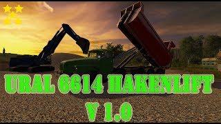 """[""""URAL 6614 HAKENLIFT V 1.0"""", """"URAL 6614 HAKENLIFT"""", """"Mod Vorstellung Farming Simulator Ls17:URAL 6614"""", """"Mod Vorstellung Farming Simulator Ls17:URAL 6614 HAKENLIFT"""", """"6614"""", """"URAL 6614""""]"""