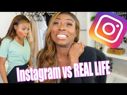 INSTAGRAM YOU LIED!? TRYING AND WEARING TRENDING INSTAGRAM  CLOTHING DIY & HACKS