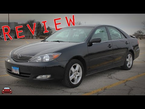 2004 Toyota Camry SE Review