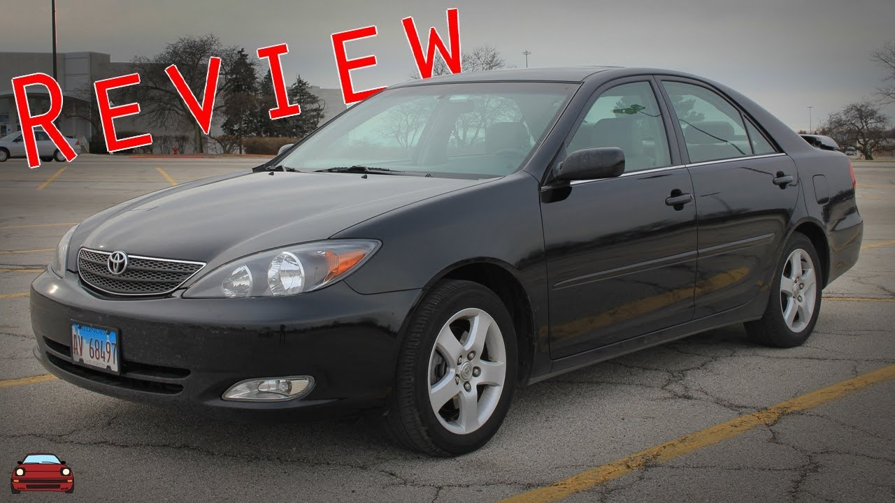 2004 toyota camry se review youtube 2004 toyota camry se review