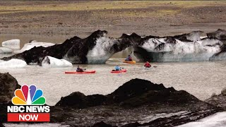 Iceland's New Plan To Save Melting Glaciers | NBC News Now