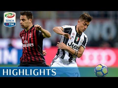 Milan - Juventus 1-0 - Highlights - Giornata 9 - Serie A TIM 2016/17