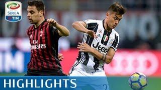 Milan - Juventus 1-0 - Highlights - Giornata 9 - Serie A TIM 2016/17 streaming