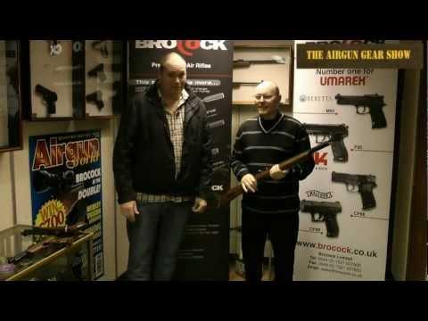 Air Gun Factory's - BSA - Daystate - Brocock - Xmas Special 2011