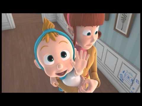 RÔ BỐT ARPO-NGƯỜI BẠN TỐT BỤNG TRAILER   ROBOT ARPO    Phim hoạt hình hay nhất cho bé