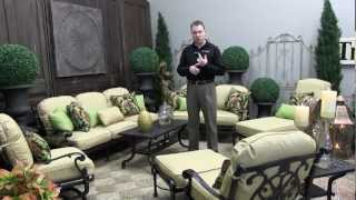 Gensun Florence Outdoor Furniture Overview