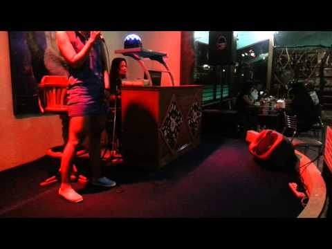 Nick Karaoke at Hatyai