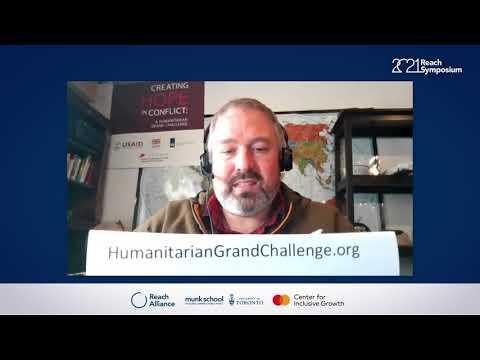 2021 Reach Symposium Flash Talk: Chris Houston