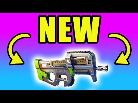 NEW Update! New SMG ⚠️ Fortnite Battle Royale Season 5 PC Gameplay