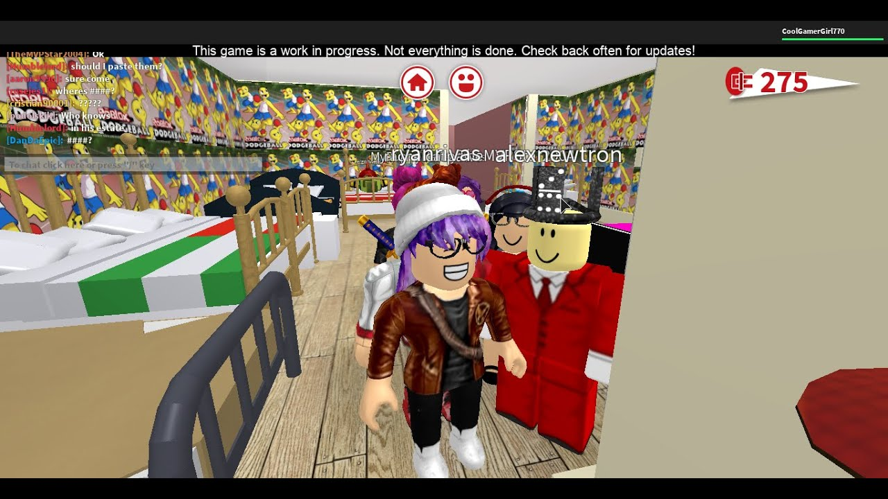 Meeting Maker Of Meep City Roblox Youtube