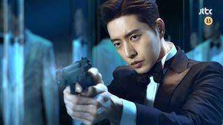"Пак Хэ Чжин (Park Hae Jin) ""Лицом к лицу"" (Man to Man) - захватывающее начало"