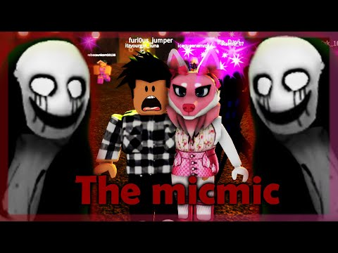 THE MIMIC ft Furious jumper - Roblox story
