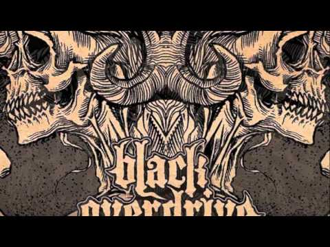 Black Overdrive - Garden of Deceit