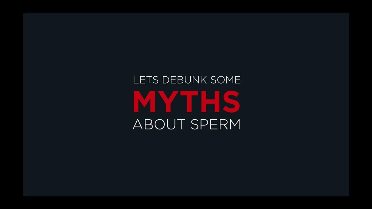 Average sperm count and morphology myths should fuck