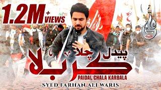 Farhan Ali Waris | Paidal Chala Karbala | 2014