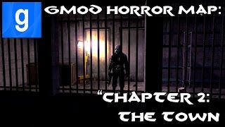 "Not-so-obvious puzzles | GMod Horror Map - ""Chapter 2: The Town"""