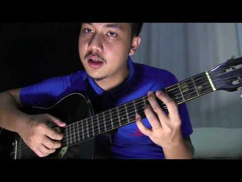 Renjana - Noh Salleh Hujan (Acoustic Tutorial) (Part 1)