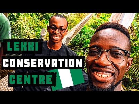 Lekki Conservation Center   Travel With YiNkZZ   Lagos, Nigeria 2019