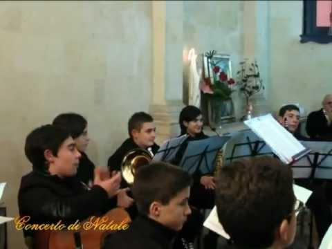 Concerto di Natale in onda su Ubis Tv  canale 777 in tutta la Puglia