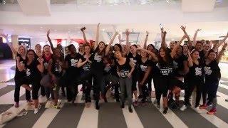 Retour en vidéo : Le #BootCampTDN R&B Yoga