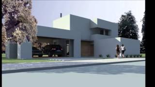 Animacion 3D Proyecto Obra Procrear