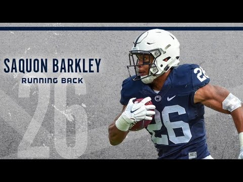Saquon Barkley Mixtape