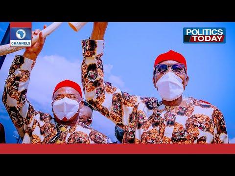Implications Of President Buhari's Visit To Imo - Gov Uzodinma | Politics Today