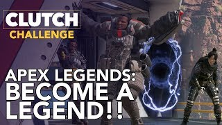 YOU ARE THE CHAMPION - APEX LEGENDS GAMEPLAY // BEST MOMENTS COMPILATION