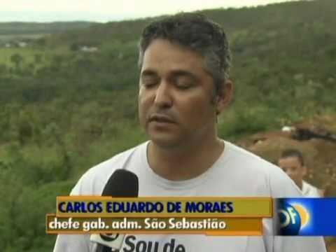 Terras em São Sebastião se transformam em alvo de grileiros