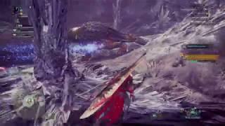 Tempered Nergigante Elder Dragon Great Sword Gameplay | Monster Hunter World PS4 PRO