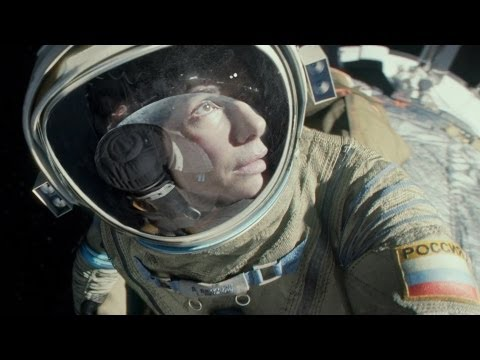 'Gravity' Teaser Trailer