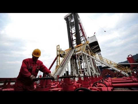 The Future of Energy: Fracking in China