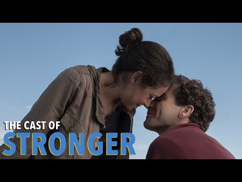 Talking Boston with the cast of STRONGER