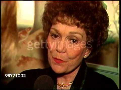 Jane Wyman Intervew - Spring, 1981