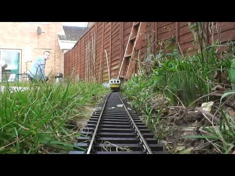 TCGR - 8th March 2015 First Bits Of Track Laid